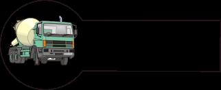 Navnemærke klistermærke med navn strygemærke med lastbil